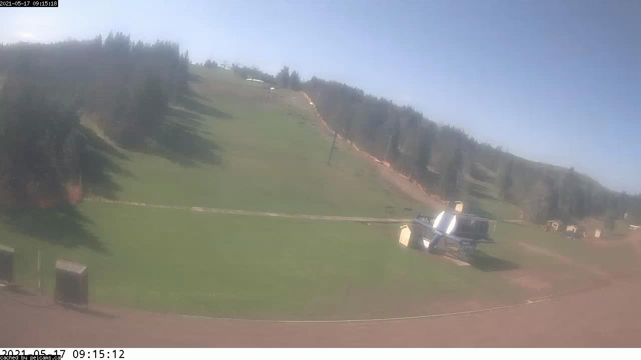 Web Cam image of Mark Arendz Provincial Ski Park at Brookvale